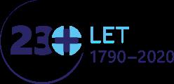 Logo 230. výročí VFN