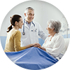 Odkaz na aktualitu VFN obnovuje návštěvy u pacientů