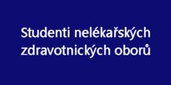 Odkaz na Odborné praxe studentů nelékařských zdravotnických oborů