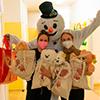 Odkaz na událost Herečky Kubařová a Maximová obdarovaly děti v nemocnici